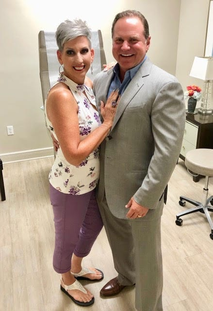 Jackie's Delayed Breast Reconstruction Journey